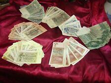 Sale! ~> 1,2,5,10,20, &50 Wwii German Reichsmark Bills! <~ Sale!