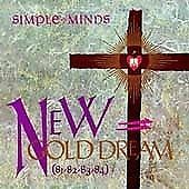 Simple Minds - New Gold Dream (81-82-83-84) [Remastered] (CD 2003)