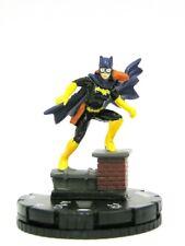 Heroclix dc 10th Anniversary - #006 Batgirl