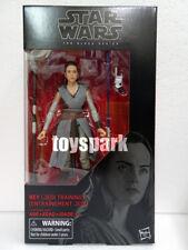 "Hasbro Star Wars Black Series 6"" Wave 12 #44 Rey The Last Jedi Training Figure"