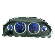 Volvo OEM R Instrument/DIM/Speedometer #30746105 w/Blue Gauges 06-07 S60R V70R