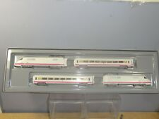 "MARKLIN   MODEL No 3671 DB "" ICE"" PASSENGER TRAIN SET  VN MIB"