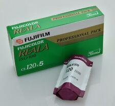 Fuji Fujicolor CS120 Reala Professional 5pack, ISO 100, Expired 2007-8