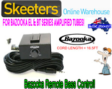 Bazooka Remote Bass Control