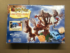 Harry Potter Whomping Willow Game - Flying Cars! Moving Tree W/ Sounds!