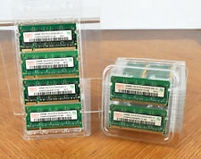 Thirty Eight (38) 256MB Hynix Laptop Mac Mini RAM Cards 1Rx-16 PC2-5300S-555-12