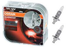 OSRAM SILVERSTAR 2.0 h1 64150sv2-hcb Auto Lampada DUO BOX