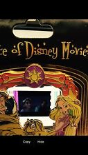 PODM Piece Of Disney Movies Tangled Rapunzel & Flynn Close-up LE pin