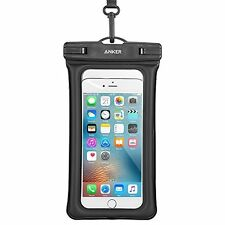Ipx8-rated Dry Bag Anker Waterproof Case for iPhone 7 6s / Samsung Galaxy S6 S7