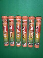 Zipfizz Healthy Energy Drink 6 units 1 flavor (Peach Mango New Flavor)
