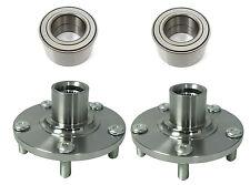 Wheel Hub & Bearing Set FRONT for Nissan Altima 2.5L 2002,2003,2004,2005,2006