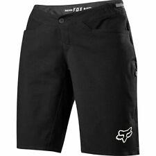 Fox Racing Bike Indicator MTB Shorts Women's Medium Black