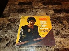 Aretha Franklin Rare Authentic Hand Signed Vinyl The Electifying Queen of Soul
