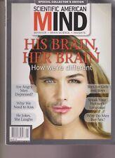 SCIENTIFIC AMERICAN MIND MAGAZINE SPECIAL COLLECTOR EDITION 2012