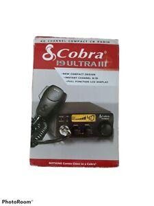 COBRA  19ultra III CB RADIO New Unused Open box