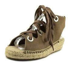 38 Sandali e scarpe di camoscio con cinturino per il mare da donna