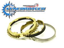 Synchrotech 3rd Gear PS Carbon Synchro Set Honda / Acura K20 K20A K20Z 6 Speed