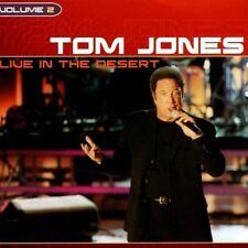 Tom Jones Live in the desert 2 [CD]