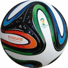 BRAZUCA BALL WORLD CUP 2014 BRAZIL Official Match Football SIZE 5