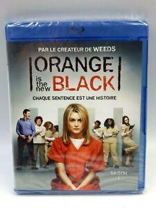 Blu Ray Neuf Sous Scello Orange Is The New Black SAISON 1 VF