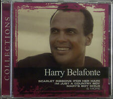 CD HARRY BELAFONTE - collections, ovp