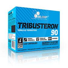OLIMP Tribusteron 90 120 Caps TRIBULUS TERRESTRIS, ANABOLIC TESTOSTERONE BOOSTER