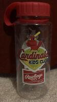 St Louis Cardinals Water Bottle Baseball Bottle Kids Club Exclusive