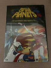 Battle Of The Planets Complete Collection On 11 DVD Set.