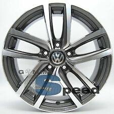 Cerchi in lega per VW Golf Passat Caddy Beetle EOS T-Roc da 17 5x112 ET42 596 AP
