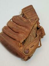 Vintage Spalding Ball Mitt Don Larson 5 Fingers No Hitter Model  Baseball Glove