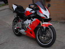 Red White Injection Bodywork ABS Fairing Fit for Honda 2005 2006 CBR 600RR xBA