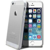 Coque Semi Rigide Extra Fine Crystal Clear Transparente Pour iPhone 5/5S/SE