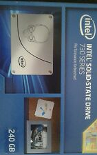 Intel 730 SERIES 2.5-Inch 240 GB Internal Solid State Drive NEW SEALED