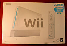 CONSOLE NINTENDO WII BLANCHE pack  WII SPORT, COMPLET EN BOITE