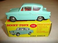 DINKY 155 FORD ANGLIA - EXCELLENT in original BOX