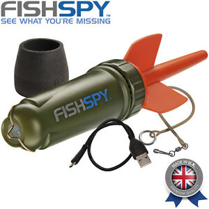 FishSpy Marker Float Fishing Camera Stream Live Video to your mobile device