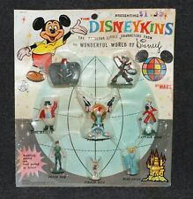 Disneykins 48 Back MOC Set 4 x8 Peter Pan Tinkerbell More