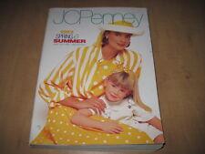 Vintage JC Penney Spring & Summer 1992 Catalog