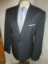 MENS TED BAKER ELEVATED GREY WOOL PROM SUIT JACKET 42 R TROUSERS WAIST 36 LEG 30