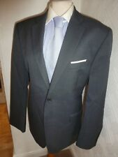 d99acad6f13c22 MENS TED BAKER ELEVATED GREY WOOL FALL SUIT JACKET 42 R TROUSERS WAIST 36  LEG 30