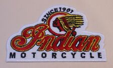 """Indian Motorcycle  Iron on Patch 2.625"""" x 4"""""""