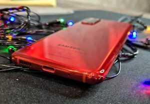 Samsung Galaxy S20 Live demo unit SM-G980F BRAND NEW, SEALED BOX