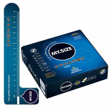 Preservativos y anticonceptivos masculinos My Size de látex