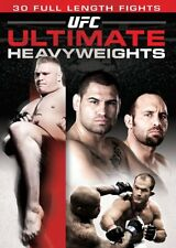 Ultimate Fighting Championship: Ultimate Heavyweights (DVD, 2010)