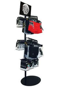 POS steel stand shop display clothing rack. PICKUP Everton Hills QLD