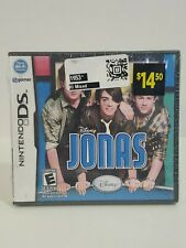 Disney's Jonas Brothers For Nintendo DS DSi 3DS 2DS Music SEALED NEW