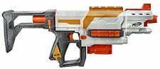 NERF modulus recon MKII customisable 4-in-1 blaster with 6 dart clip - generic