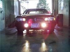 1992 93 94 95 96 97 98 99 Pontiac Bonneville SSEi Angel Eye Fog Lamps Lights Kit