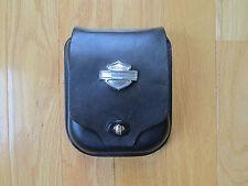 Harley Davidson Softail Dyna Sportster Concho Leather Sissy Bar Bag 52997-98