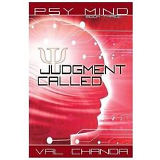 Psy Mind : Judgment Called (Book Three) by Val Chanda (2013, Paperback)